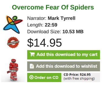 Arachnophobia - Fear of Spiders