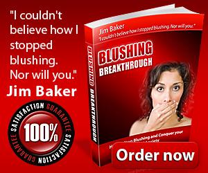 fear of blushing breakthrough