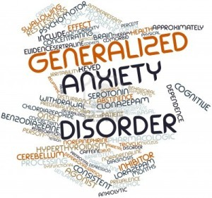 Dealing With Generalized Anxiety Disorder