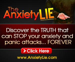 Anxiety Lie