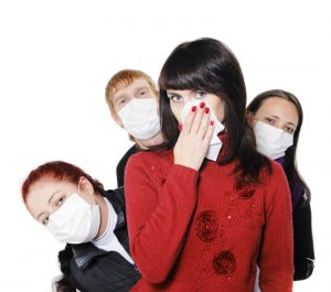Fear Of Sick People Or Being Around People Who Are Ill