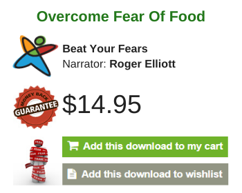 Cibophobia - Fear Of Food