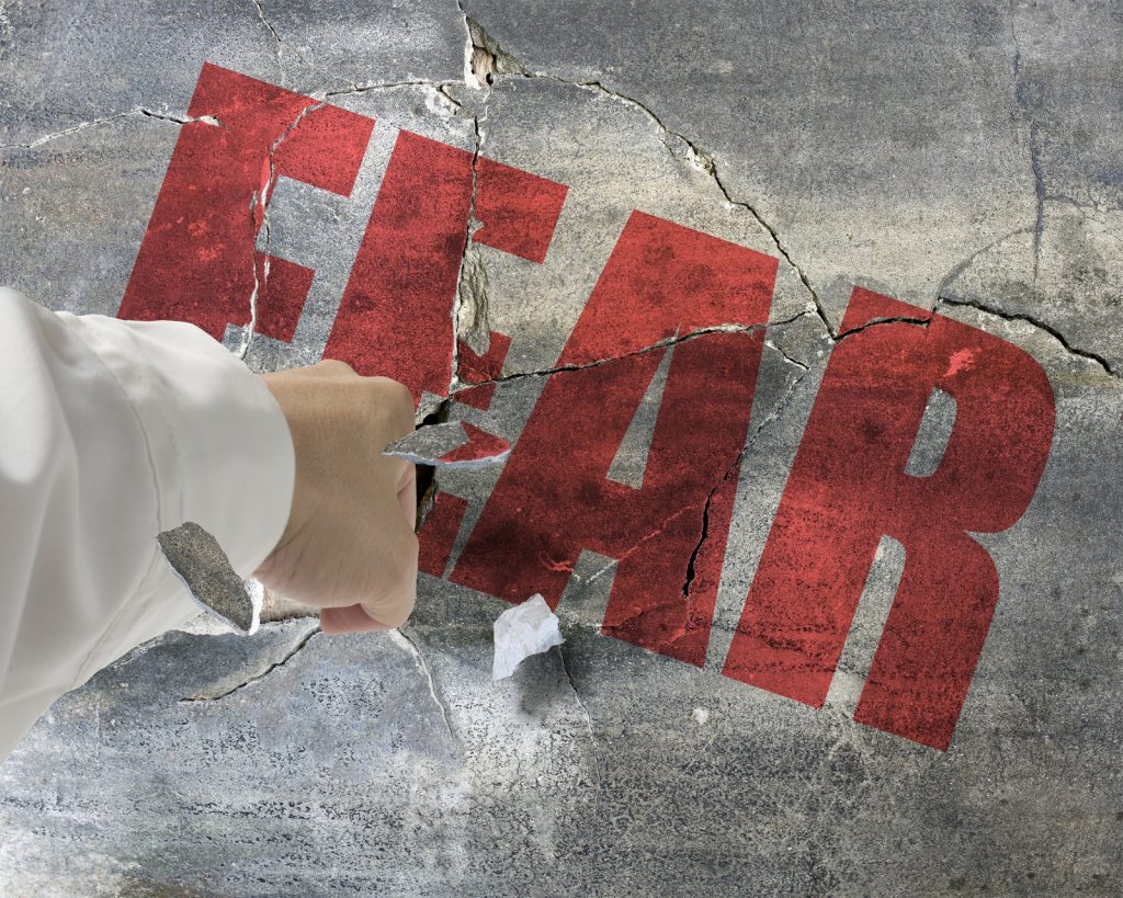 How To Beat Your Fears & Phobias - A Step By Step Guide